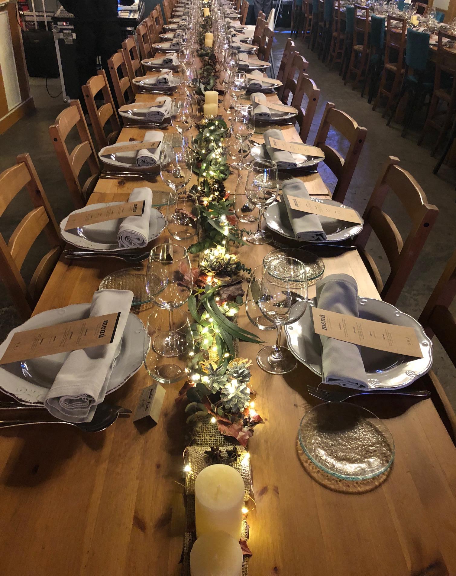 La Mesa Del Banquete